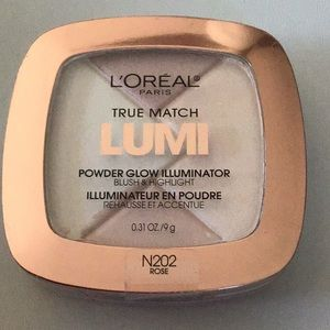 L'Oreal LUMI Powder Blush & Highlighter